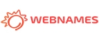 Купоны и промокоды «Webnames»