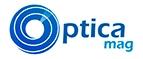 Купоны и промокоды «OpticaMag»