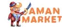Купоны и промокоды «AmanMarket»