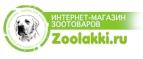 Купоны и промокоды «ZooLakki»