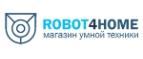 Купоны и промокоды «Robot4home.ru»