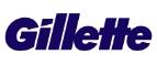 Купоны и промокоды «Gillette»