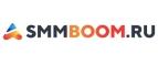 Купоны и промокоды «SmmBoom»